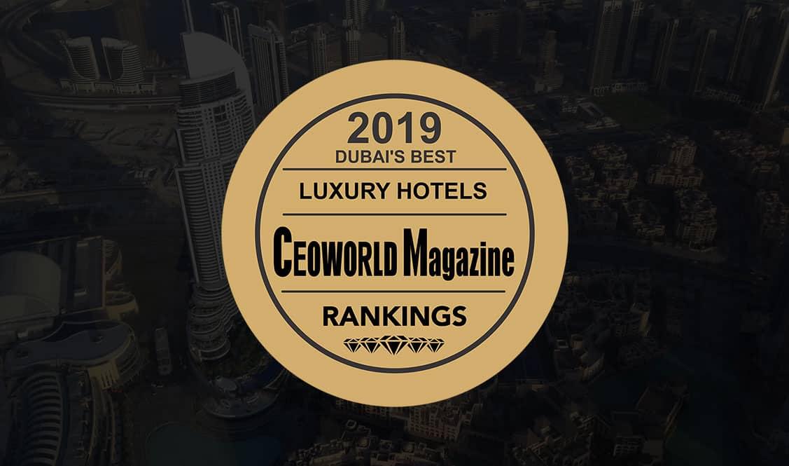 Dubai The Magnificent City Ceoworld Magazine