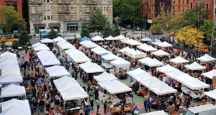 b7ceb2e71d These Are The 5 Best Flea Markets in New York