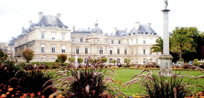 Luxembourg Gardens Paris, France