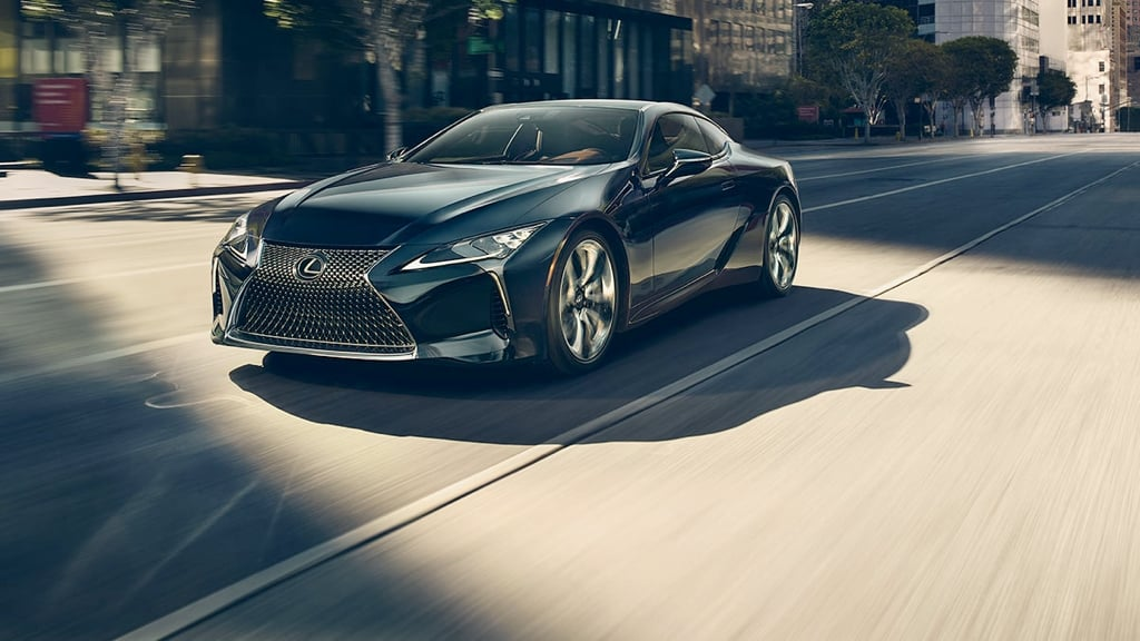 2019 Lexus LC - Luxury Coupe