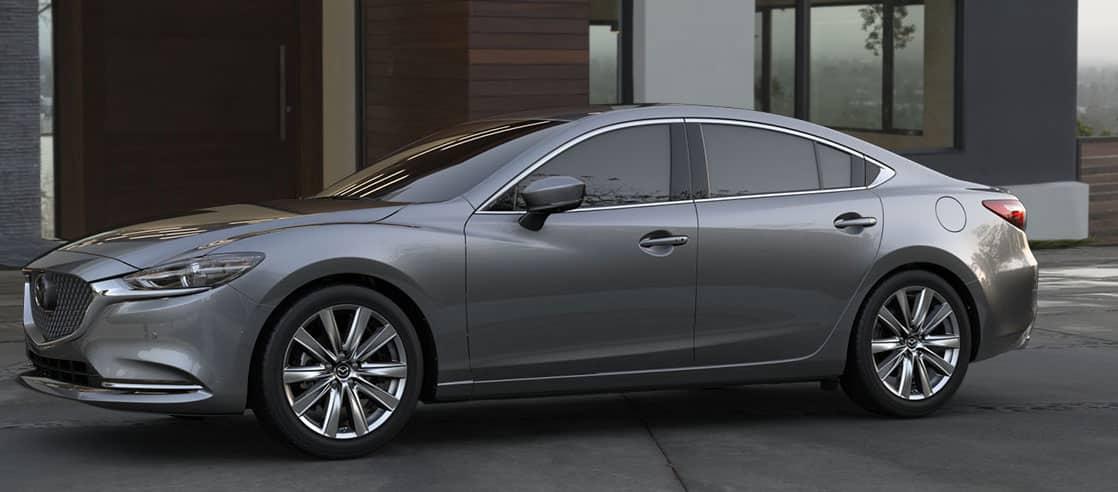 2019 Mazda 6 Turbocharged