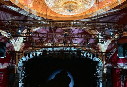 Broadway theatre New-York-City
