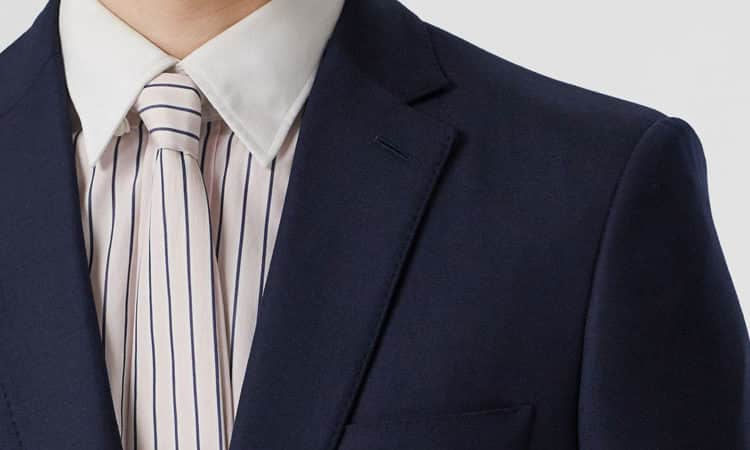 Burberry Suit For Businessmen