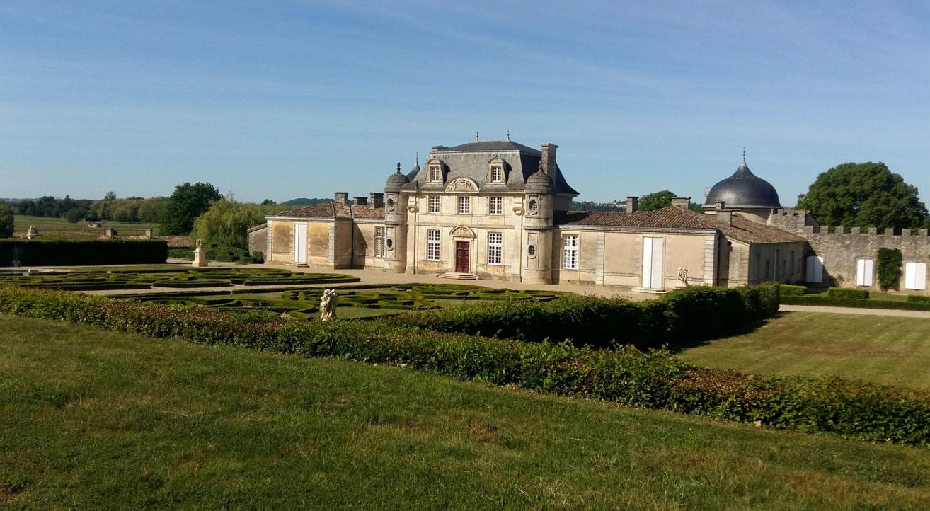 Chateau de Malle, Bordeaux, France