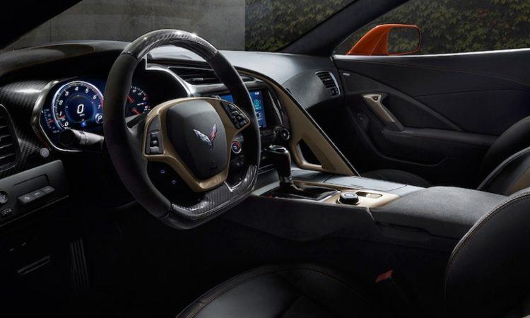 Chevrolet Corvette ZR1, 2019