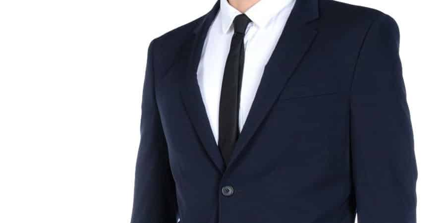Givenchy Suit For Businessmen