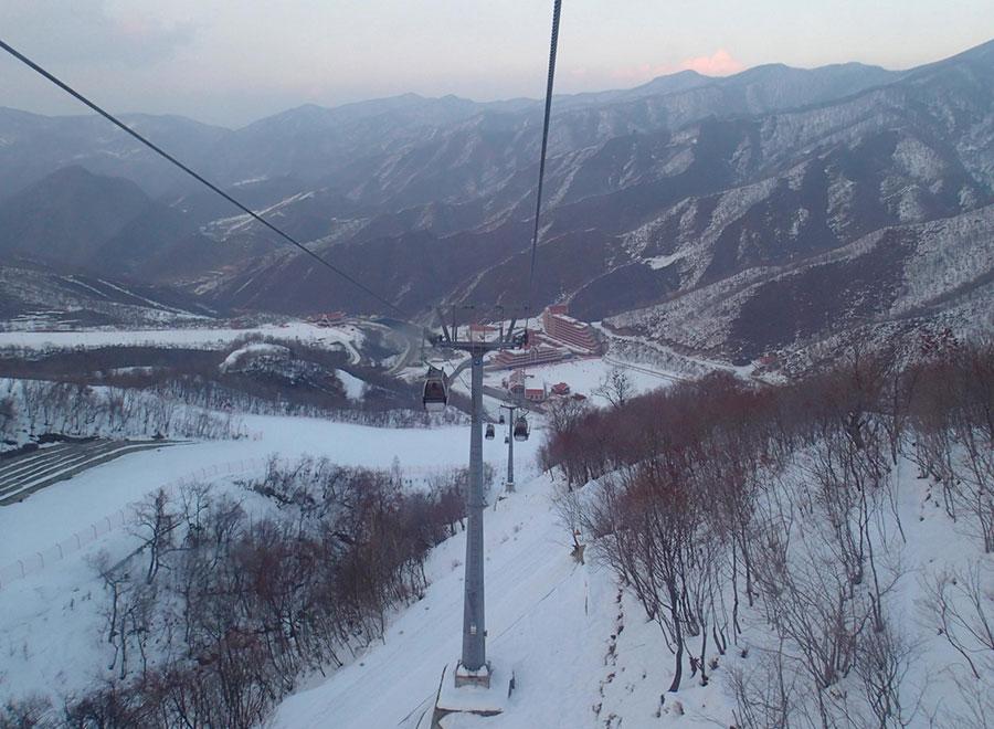 Kangwon Province, North Korea