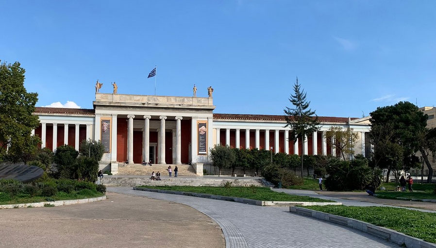 National Archaeological Museum, Athens Greece
