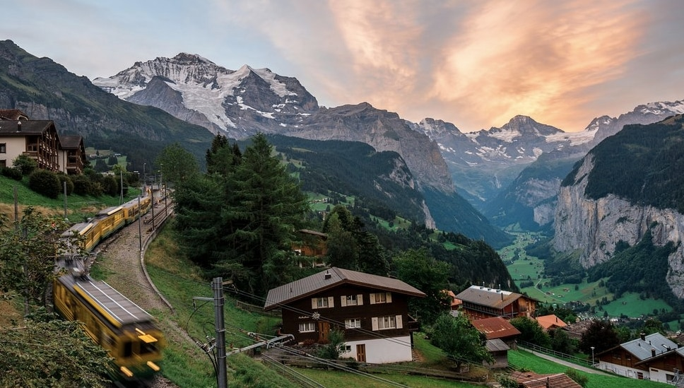 Wengen Switzerland.