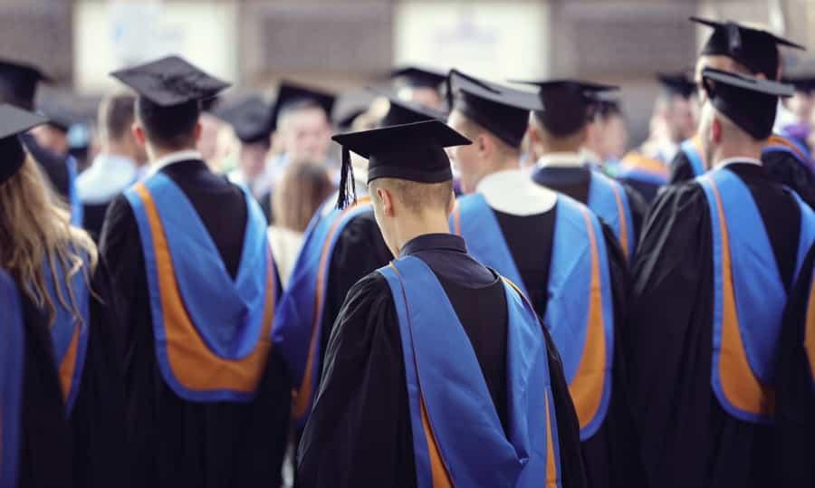 Business School Graduation Ceremony