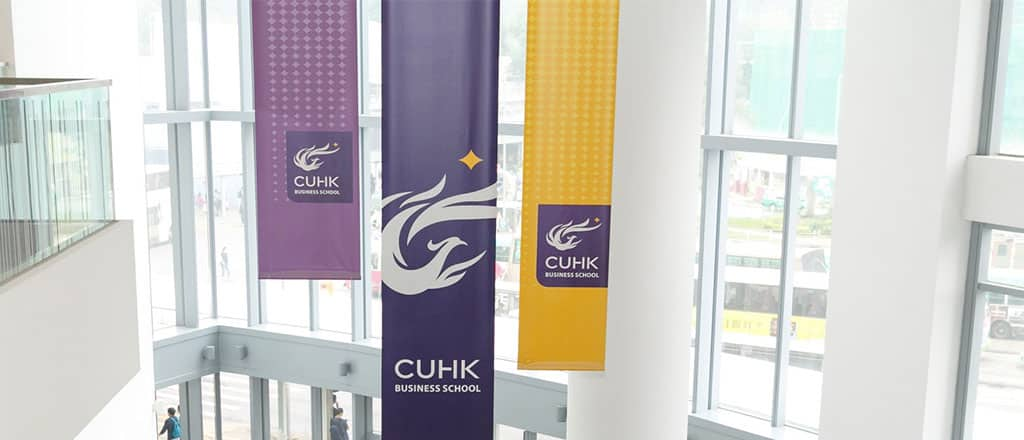 CUHK Business School Hong Kong