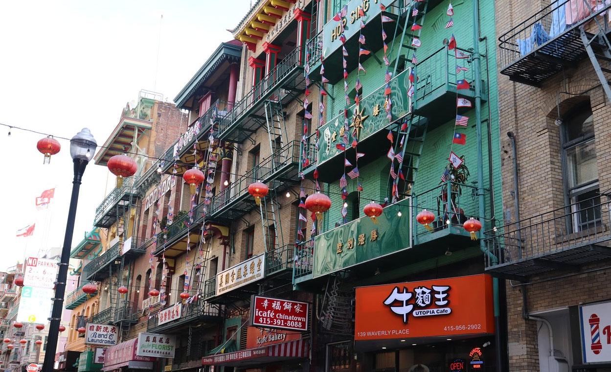Chinatown, San Francisco, California, United States