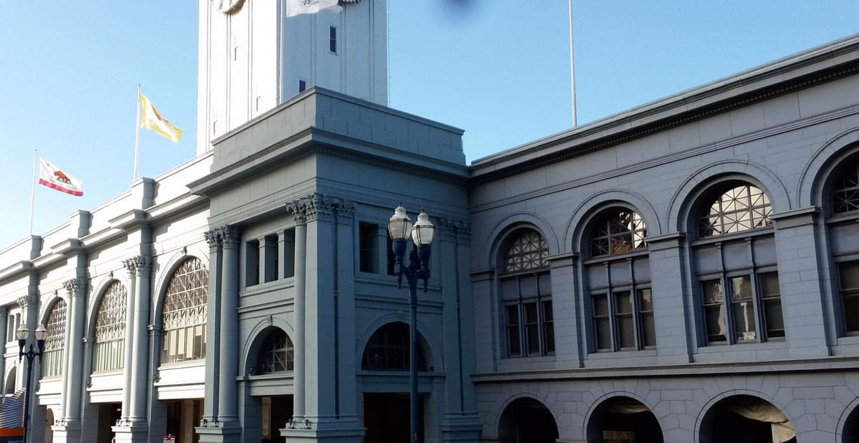 Ferry Building, San Francisco