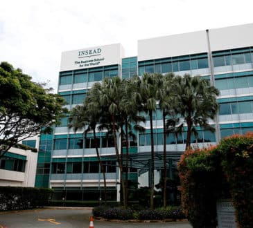 INSEAD Business School Singapore