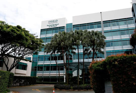 INSEAD Business School Singapore