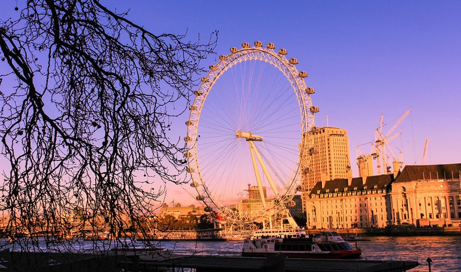 London Eye, London, United Kingdom