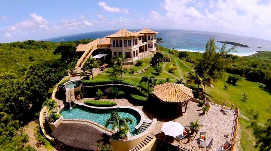 Mustique Island, West Indies