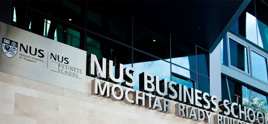 NUS Business School, National University of Singapore, Singapore