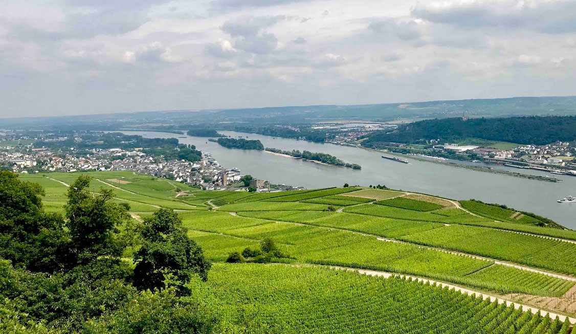 Rhine Valley, Germany