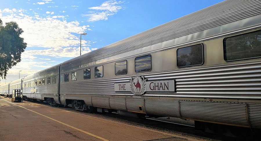 The Ghan (Adelaide), South Australia, Australia