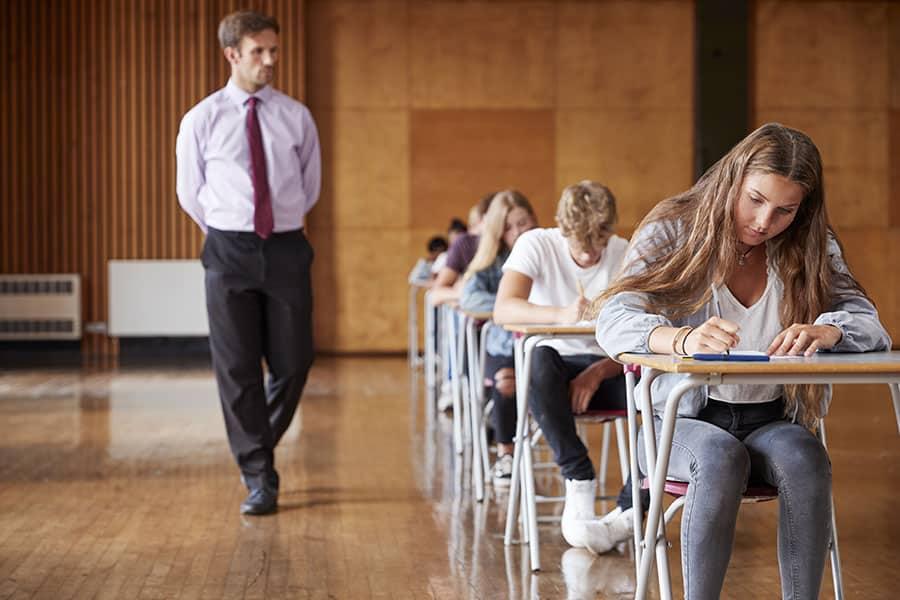 University Students Exam