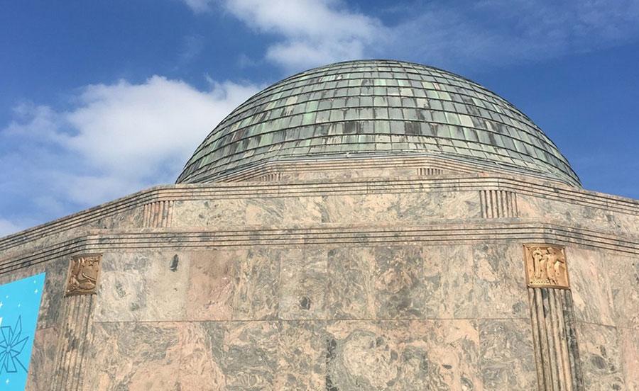 Adler Planetarium, Chicago, Illinois, United States