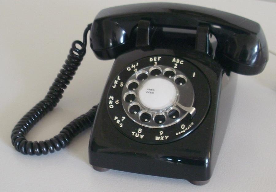 Rotary Telephones