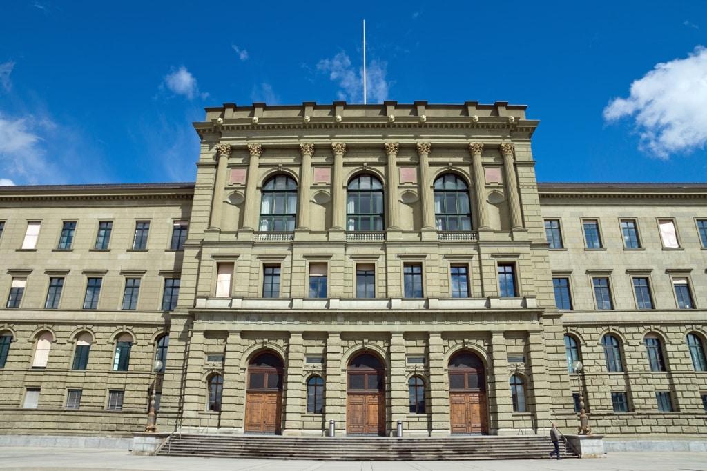 The University of Zurich