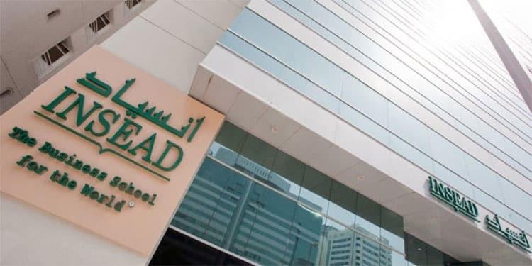 INSEAD business school, Abu Dhabi, the United Arab Emirates
