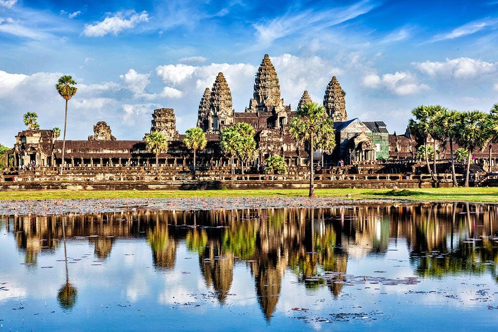 Angkor Vat, Siem Reap, Cambodia