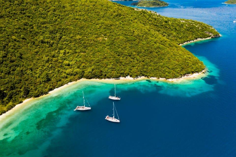 Corfu Island Greece