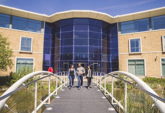 Cranfield School of Management at Cranfield University