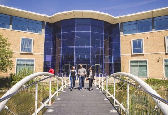Cranfield School of Management at Cranfield University
