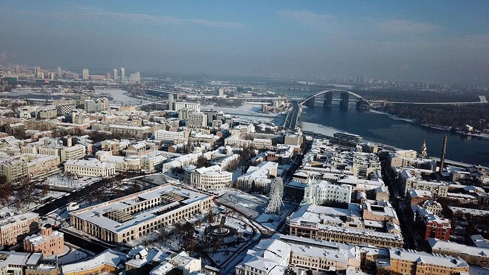 Kiev (Kyiv), Ukraine