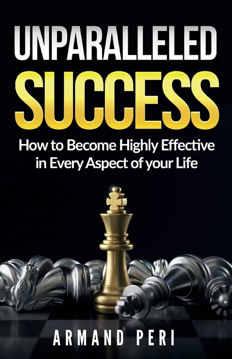 Unparalleled Success by Armand Peri