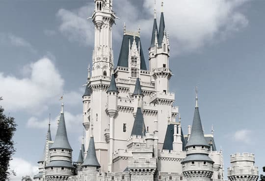 Walt Disney World's Magic Kingdom Park (Orlando, Florida)