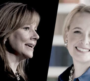 Mary Barra Julie Sweet