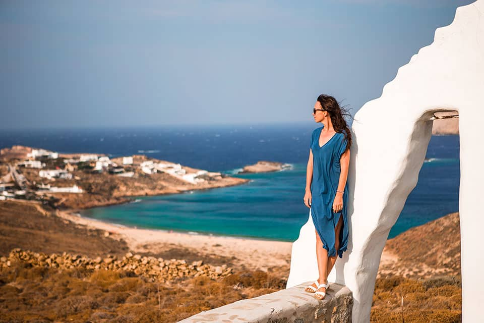 Mykonos Island Greece
