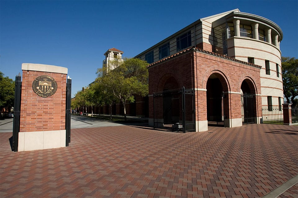 USC Marshall School of Business at the University of Southern California