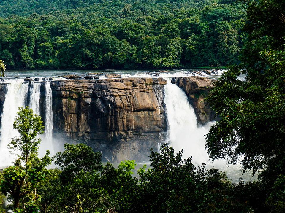 Athirappilly Water Falls, Pariyaram, Kerala