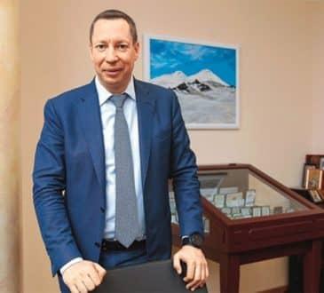 Kyrylo Shevchenko, CEO at Ukrgasbank