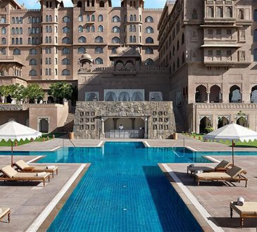 The Fairmont Hotel, Jaipur