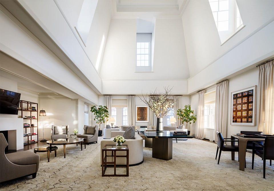 The Mark Penthouse, the Mark Hotel, New York, United States