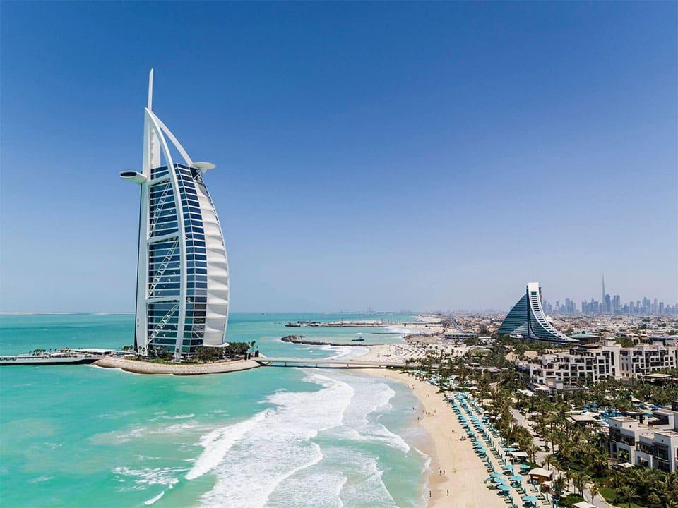 Burj Al Arab Dubai - United Arab Emirates