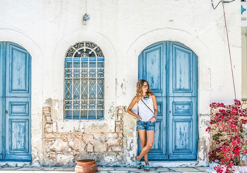 Mykonos Island Greece