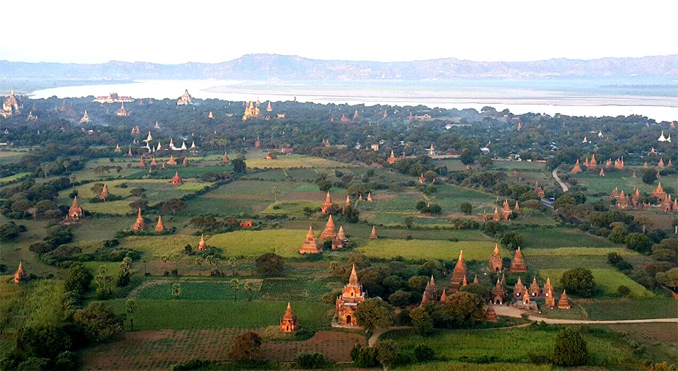 Bagan Temple of Myanmar