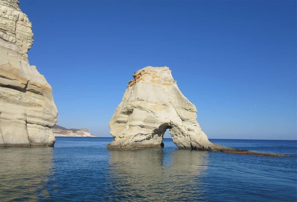 Kleftiko Beach (Milos, Cyclades, Greece)