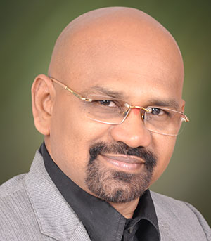 Professor M.S. Rao, Ph.D.