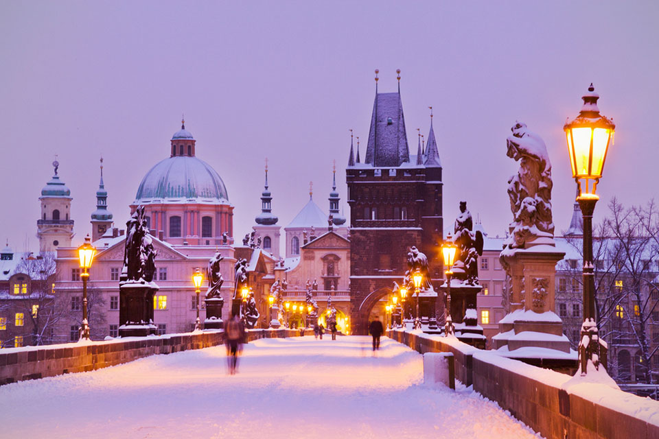 Charles bridge, Oldl Town bridge tower, Prague (UNESCO), Czech r