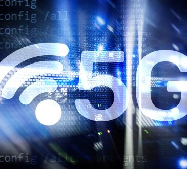 5G Fast Wireless internet connection